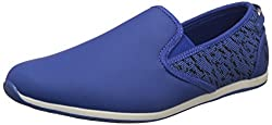 United Colors of Benetton Mens Blue Formal Shoes - 7 UK/India (41 EU)(18P8PRINFW92I)