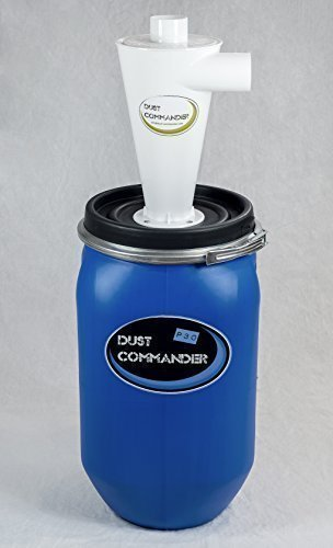 DUST COMMANDER P30 - 30 liter Deckelfass Bausatz