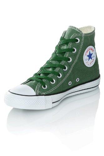 Converse Chuck Taylor All Star Basic Wash Hi, Baskets mode mixte adulte Amarna Green