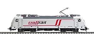 Mth Electric Trains 120056482–Locomotive électrique Re 482, TRAXX Cross Rail