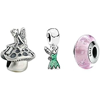 Disney Tinkerbell Shoe Charm Sister Mum Friend gift will fit Pandora and Biagi charm bracelets bmp 1529nZ
