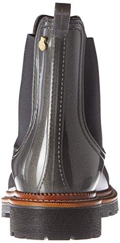 Lemon Jelly Damen April Chelsea Boots Grau (Metal Grey)