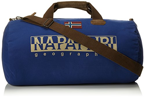 Napapijri Hommes sac de sport Bering Bleu B06 PALATINE BLUE
