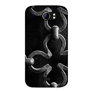 Window Vintage Back Case Cover for Micromax Canvas 2 A110