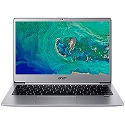 "Acer Swift 3 SF313-51-53EF Ordinateur Portable 13.3"" Full HD Gris (Core i5, 8Go de RAM, SSD 256Go, Intel HD Graphics, Windows 10)"