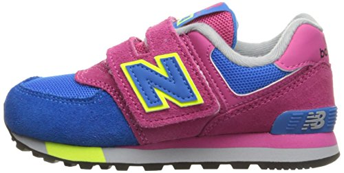 New Balance KV574-WAY-M Sneaker Kinder Mehrfarbig (Pink/blue)