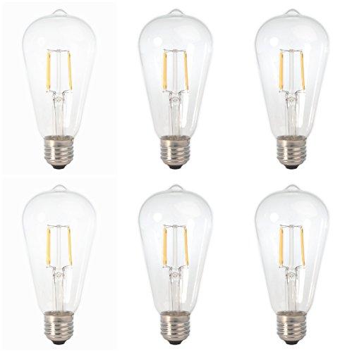 6-pack-dc-12v-nostalgic-6000k-6-watt-led-edison-filament-st64-light-bulb-e26-e27-medium-base-lamp-lo
