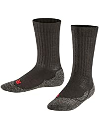 FALKE Unisex Kinder Active Warm So Socken, Blickdicht