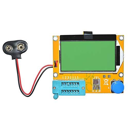Preisvergleich Produktbild HoganeyVan LCR-T4 Graphical Transistor Tester Resistor Inductance Capacitance ESR SCR