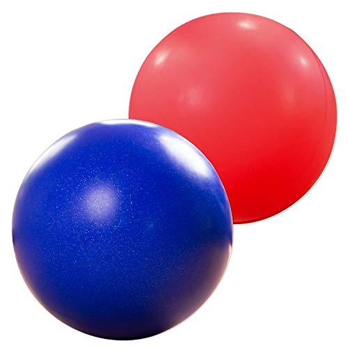 Sport-Thieme Balance-Kugel/Laufkugel   Balanceball, Balancierball für Artisten, Kinder-Zirkus, Gleichgewichtstraining   In 2 Farben u. Größen   Bis 100 kg Belastbar   Polyethylen-Kunststoff