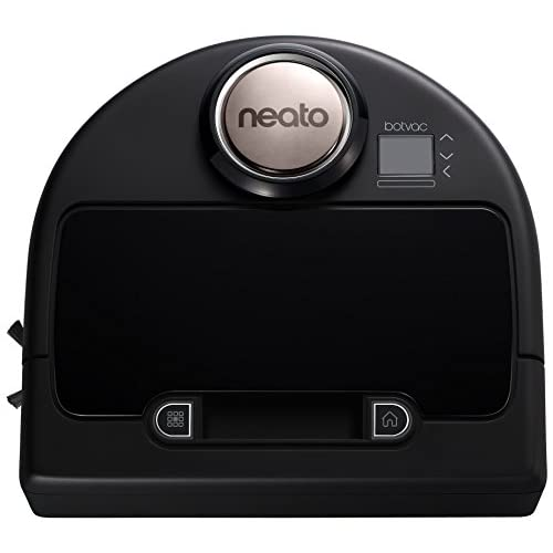 Neato Robotics Botvac DC02 Connected Vacuum Robot with Wi-Fi Connectivity & Alexa Smart Home Compatibility – Automatic…