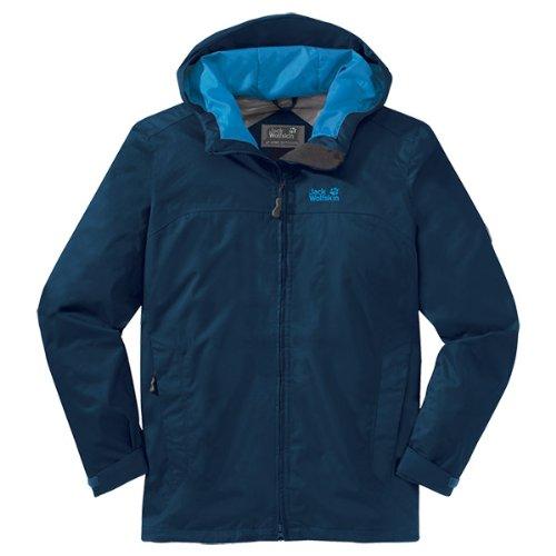 Jack Wolfskin Herren Wetterschutzjacke Arroyo Jacket Men, Night Blue (2014), XXL