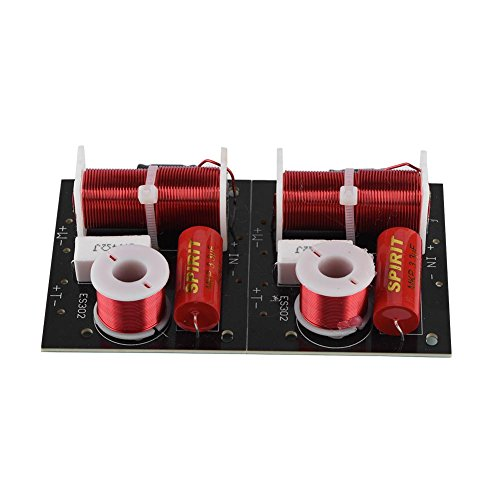 2Pcs Speaker Frequency Divider B...