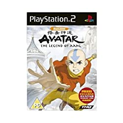 Ps2 Avatar the legend of Aang