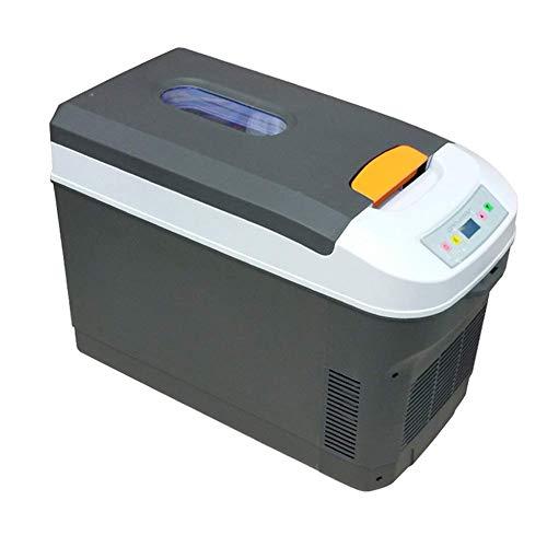 WJSWBX Refrigerador 25 litros Autos Mini refrigerador