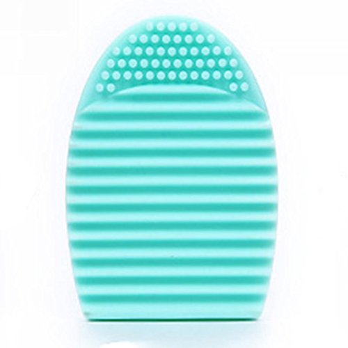 tonseer-silicone-cleaning-glove-makeup-washing-brush-scrubber-board-cosmetic-clean-tool-green