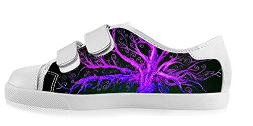 Dalliy Tree of Life Baum des Lebens Boy's High-top Canvas shoes Schuhe Footwear Sneakers shoes Schuhe D