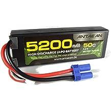 EC3 Stecker mit Silikon Kabel 10cm 14AWG Hochstromstecker Lipo Akku Buchse 1 St