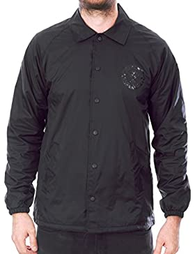 Chaqueta Sullen Badge of Honour Cypress Nylon Negro