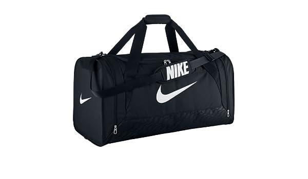 891d33e375 Nike Brasilia 6 Large Duffel Bag Black ba4828-001 (Size os)  Amazon.co.uk   Sports   Outdoors