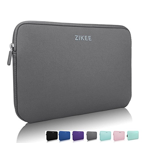 zikee-funda-protectora-para-porttiles-de-116-gris-estuche-protector-de-neoprene-compatible-con-acer-