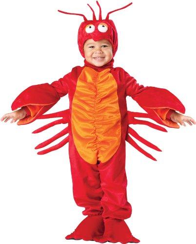 Hummer Kostüm für Babys - 3 - Baby Hummer Kostüm