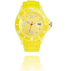 MUSAVENTURA Watch Analogue Display and Silicone Strap REF 158_194