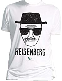 Trademark Products - T-shirt Homme - Breaking Bad Heisenberg