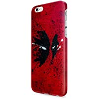 Deadpool Splatter Hard Snap-On Protective Case Cover For Iphone 6 / Iphone 6S