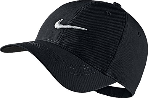 Nike Legacy91 Tech Casquette - mixte adulte - Noir/Blanc -Taille unique