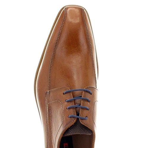 Lloyd , Chaussures à lacets et coupe classique homme Marron - reh/stone