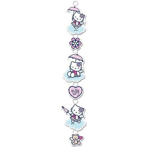 Sanrio - Guirlande Hello Kitty - Longueur 220 cm - Collection Angel