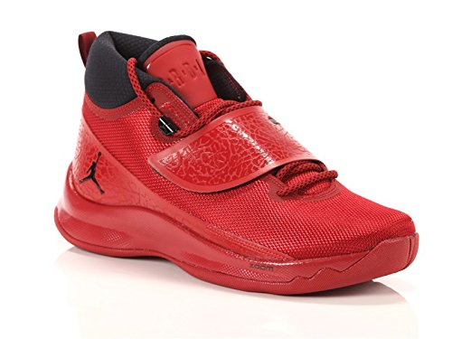Schuhe Order Pre (Jordan - PRE ORDER - Air Jordan Super Fly 5 PO 'Power Red' - 881571 601 - EU 43 - US 9.5 - UK 8.5 - CM)