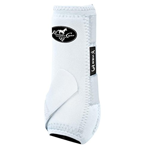 Professional's Choice - Sports Medicine Boots - SMB 3- white, Groesse:S