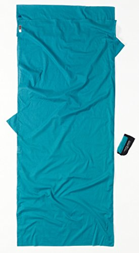Cocoon Microfaserschlafsack TravelSheet Insect Shield Line Coolmax
