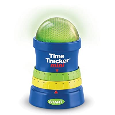 Learning Resources Time Tracker Mini from Learning Resources Ltd