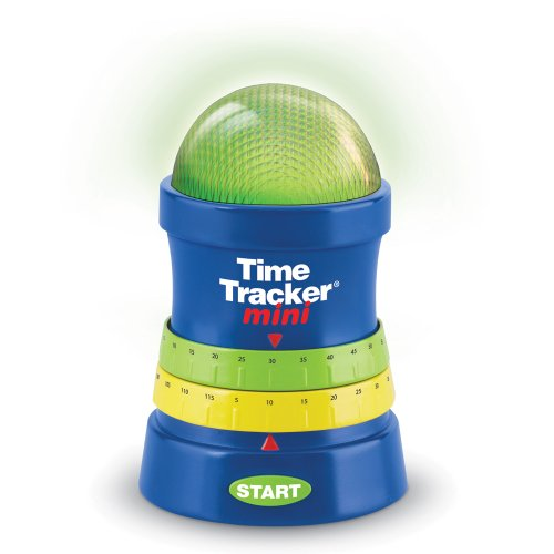Preisvergleich Produktbild Learning Resources Time Tracker  Minitimer,