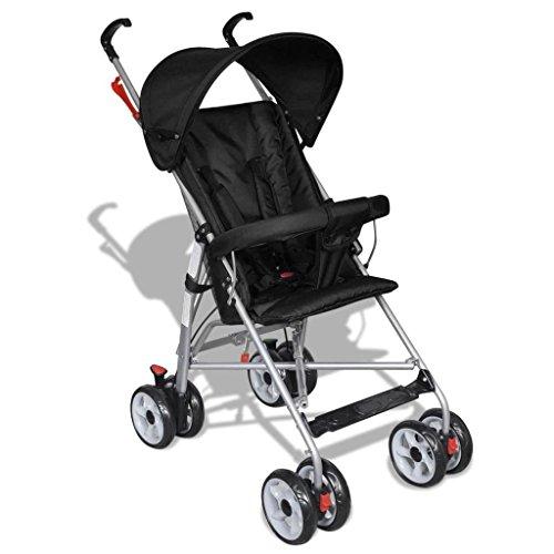 *vidaXL Buggy Kinderwagen Sportwagen Kinderbuggy Babywagen Baby Jogger Reisebuggy*