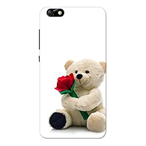 Mobile Back Cover For Huawei Honor 4X (Printed Designer Case)