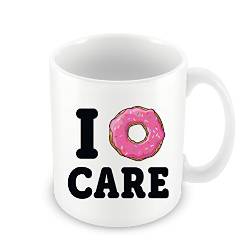 Tasse - I Donut Care - Chefsache Lustige Tasse Simpsons