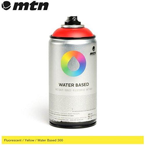 mtn-fluorescent-yellow-300ml-water-based-spray-paint