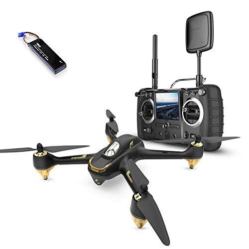 Hubsan H501S X4 Pro Brushless 5.8 Ghz FPV Drohne RC Quadcopter Mit GPS 1080P HD Kamera Schwarz