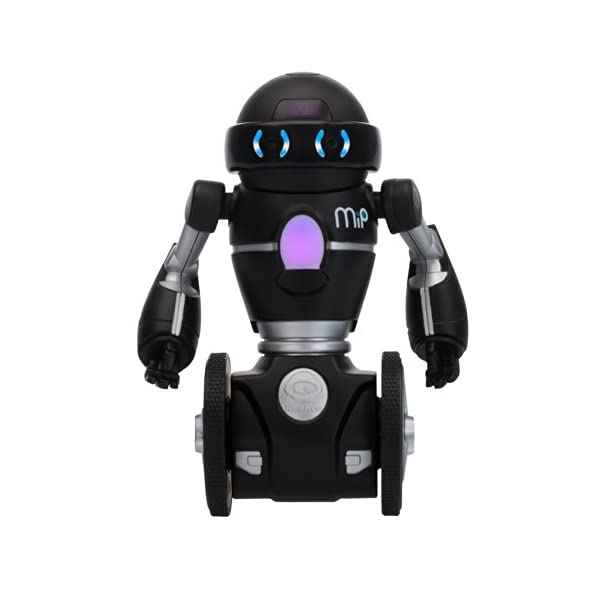 417oZlXVBCL. SS600  - Wow Wee - Robot MiP, color negro (825)