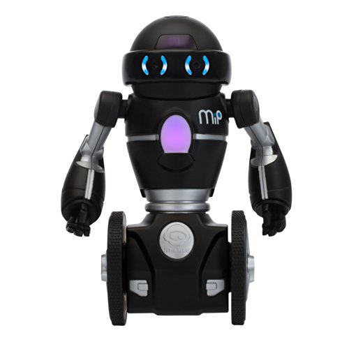 417oZlXVBCL - WowWee - Robot MiP, color negro (825)