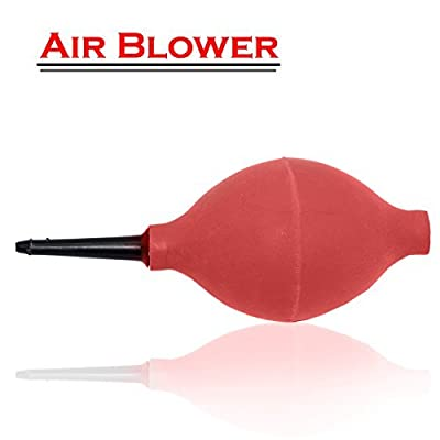 Storite® Rubber Air Pump Cleaner Dust Blower for Keyboard,Digital SLR Camera, Lens, Watch, Cell Phone, Computer Laptop PC and Screen