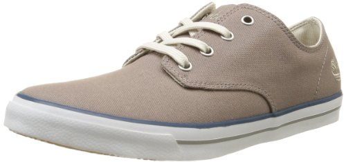 Timberland Earthkeepers Hookset Camp Canvas 4 Eye, Baskets mode homme Marron (Taupe)