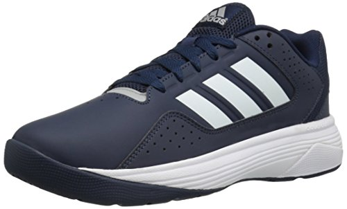 Adidas Performance Cloudfoam Ilation scarpa da basket, nero / bianco / bianco, 6,5 M Us Blau