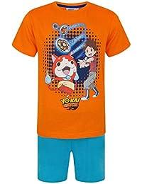 Yo-Kai Watch - Pijama dos piezas - Manga corta - para niño