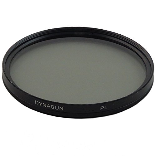 DynaSun Pro PL 55mm Linear High Quality Slim Pol Filter mit Schutzhülle für Gewinde