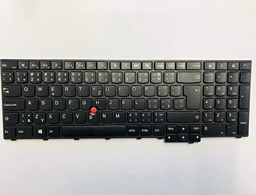 Original Lenovo ThinkPad 04Y2356 KM-106C0 T540 T550 W540 Keyboard Czech QWERTY Open Box (Lenovo W540 Tastatur)